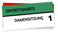 1. Damensitzung Mi. 29.01.2020