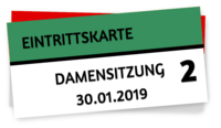 2. Damensitzung 30.01.2019